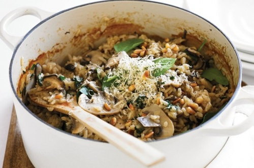 Mushroom_Risotto_oven_baked