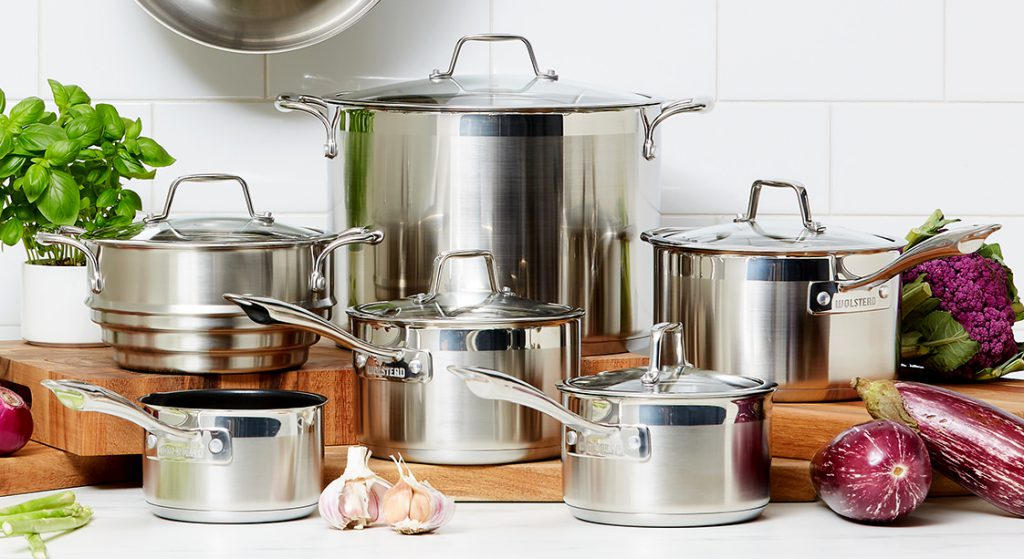 Stainless Steel Cookware 101