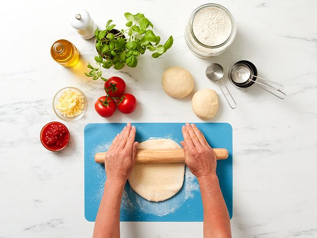Perfect dough recipe for your home made pizza