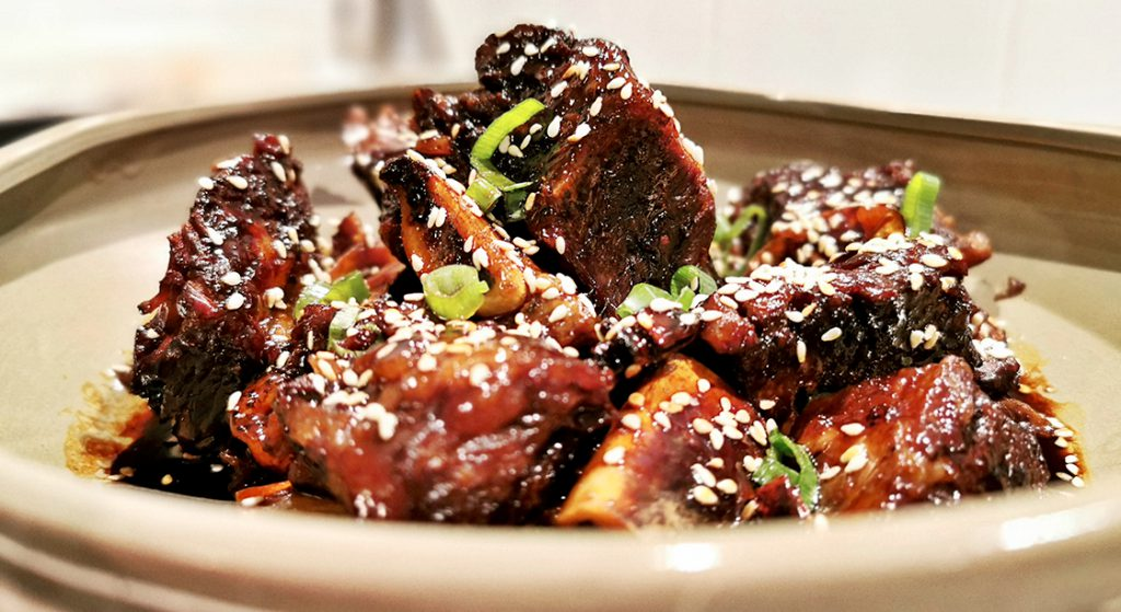 Slow Cooker Asian Beef Ribs by Vincent Lim