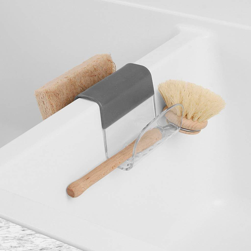 Repurposing household objects in the bathroom