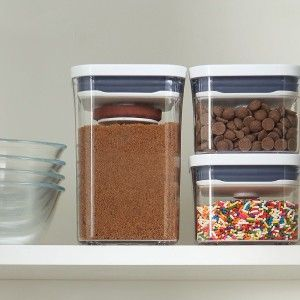6 Ways to Create Pantry Zones with Oxo