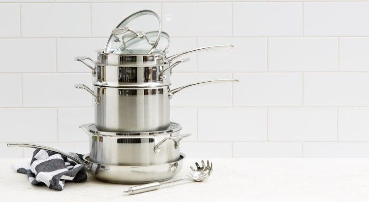Healthy Cookware Stainless Steel