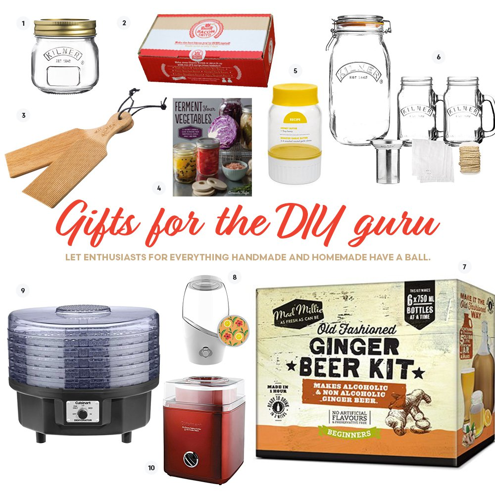 Gifts for the DIY Enthusiast
