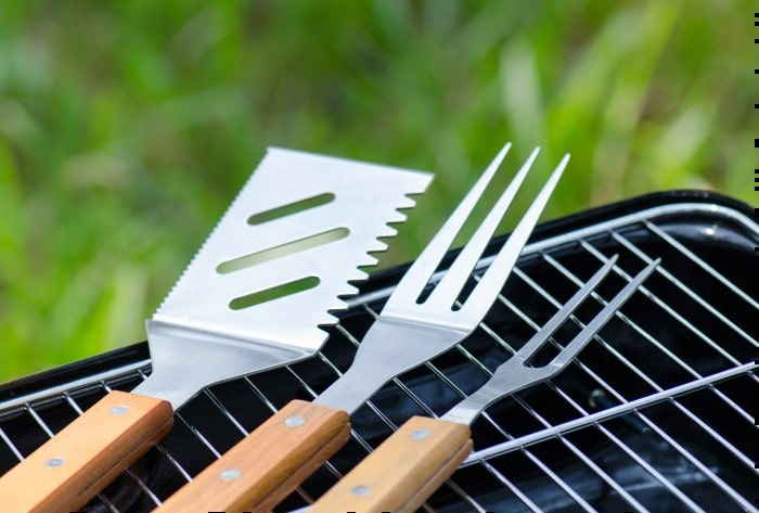 Weekend BBQ Tools