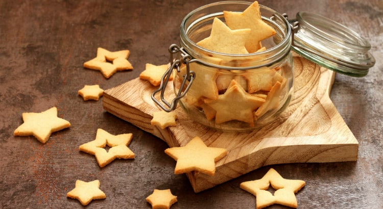 Basic Sugar Cookie Recipe Stars