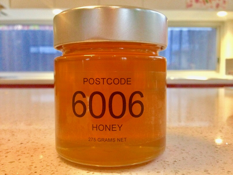 Beekeeping Heroes - Postcode Honey