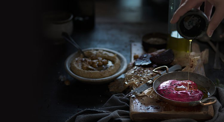 Sweet and Spicy Beetroot Dip Recipe