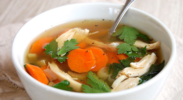 Blog Chicken Soup