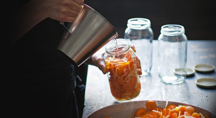 Fermented carrots recipe