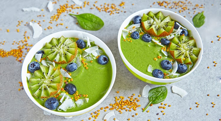 Avocado Smoothie Bowl Recipe by Vitamix