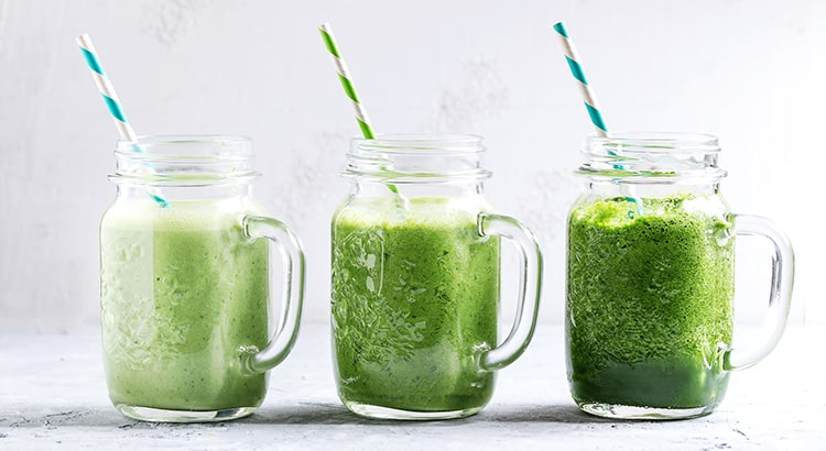 Cool Green Smoothie Recipe