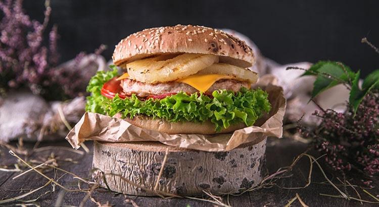 Blog Image Hawaiian Grilled Chicken Burger