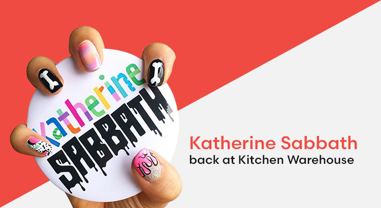 Katherine Sabbath In-Store