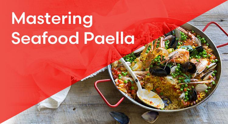 Mastering Seafood Paella