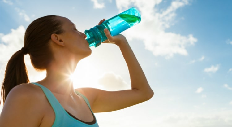 Blog image Top Tips to Stay Hydrated This Summer
