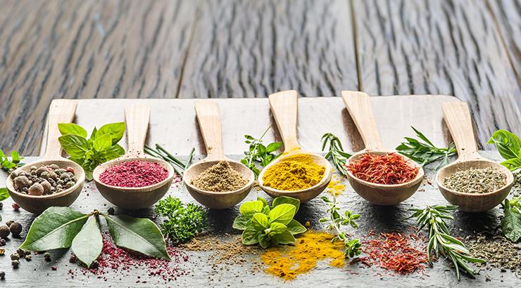 Spice substitutes