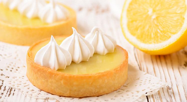 Mini Lemon Curd Tart Filling Recipe