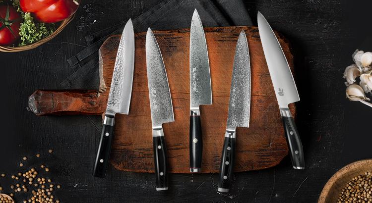 Gift Idea - Yaxell Knives