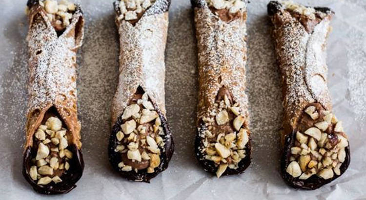 how to make cannoli shells easy