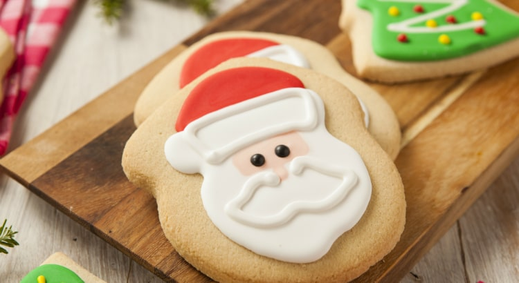How to use Christmas sugar cookies for gifting