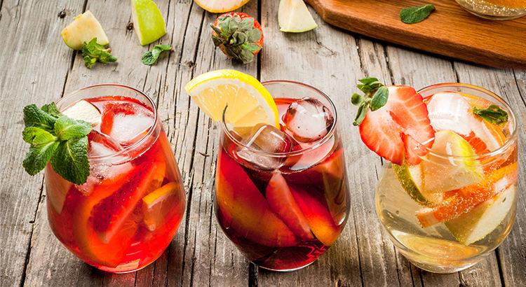 Cocktails vs Mocktails