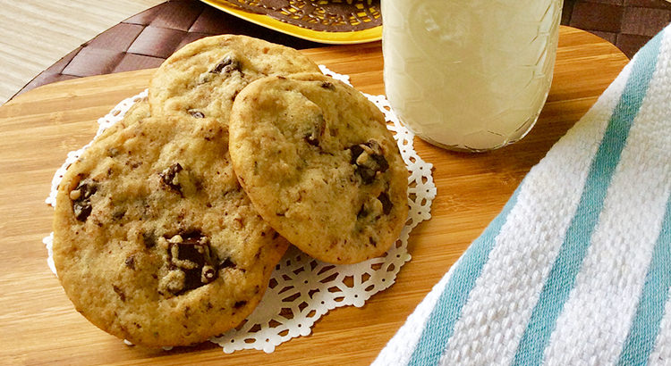 Dark Chocolate Chunk Cookie Recipe
