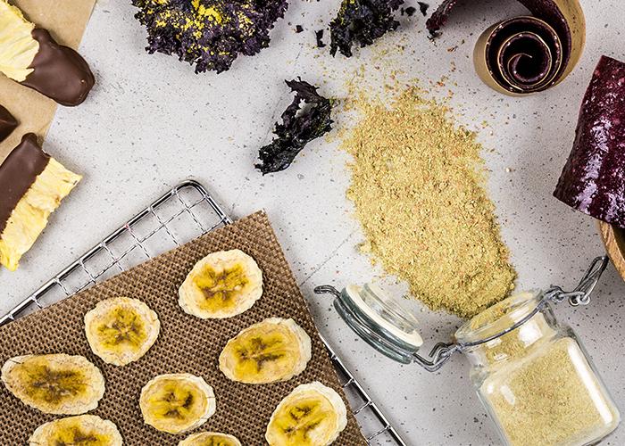 Dehydrator recipe vegetable powder stock