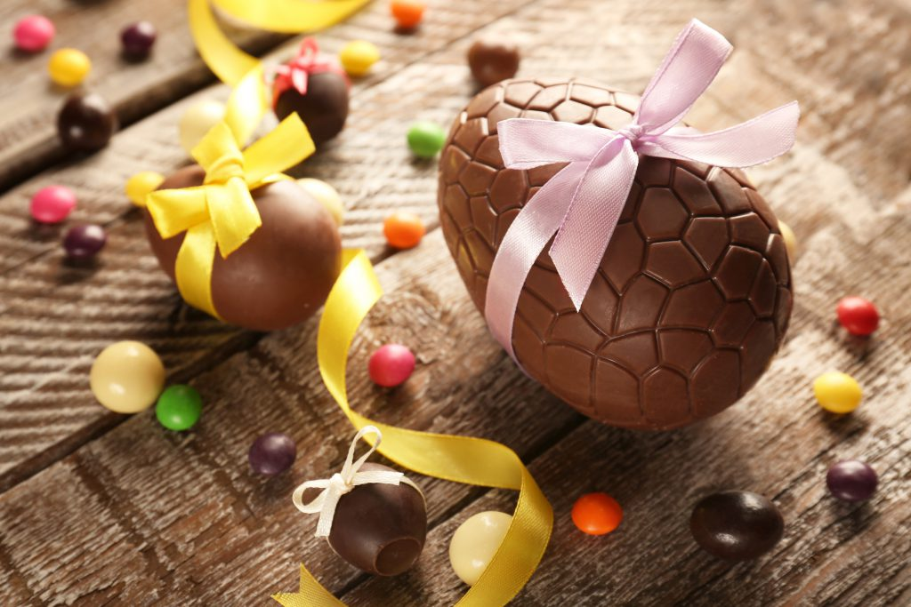 Easter Chocolate Egg Recipe