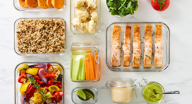 Easy Meal Prep Glasslock Containers