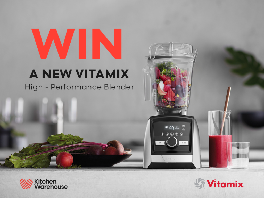 Vitamix Ascent Giveaway by Kitchen Warehouse