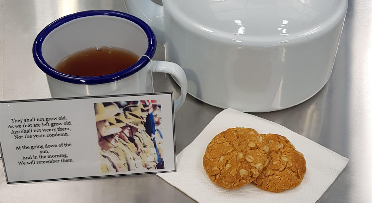 Anzac biscuits at Kitchen Warehouse North Lakes