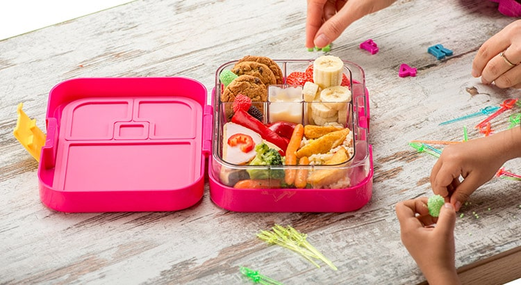 Freezer Lunch Box Ideas