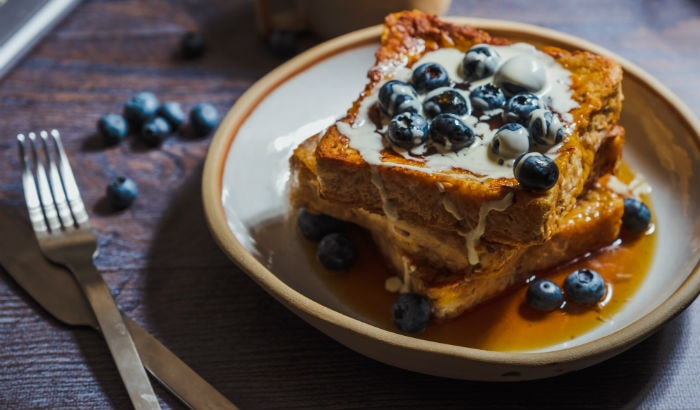 French Toast for Brunch