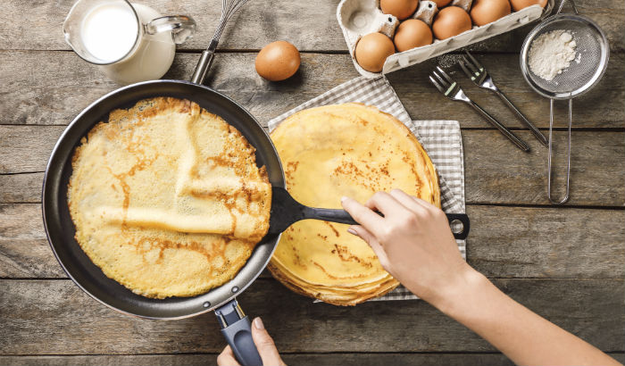 How to Make Crepes