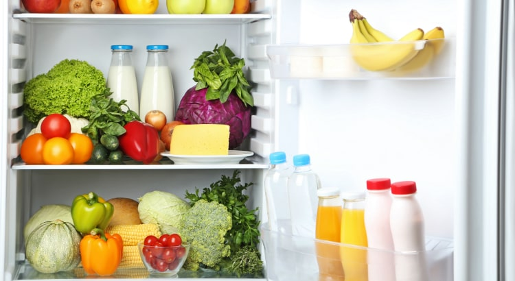 How to tackle fridge organisation