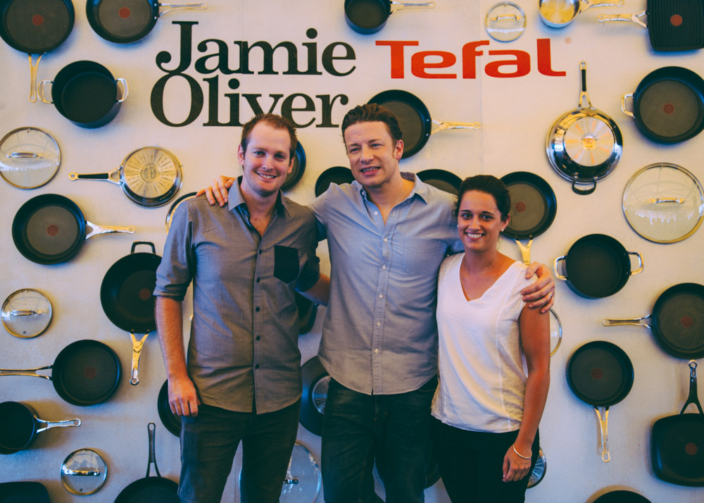 Jamie Oliver-Kitchen Warehouse