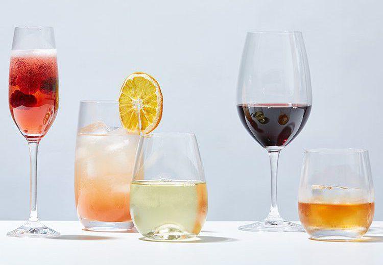 Gift Idea - Kitchen Warehouse Glasses