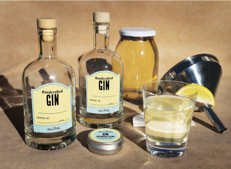 Gift Idea - Mad Millie Gin Kit Botanicals