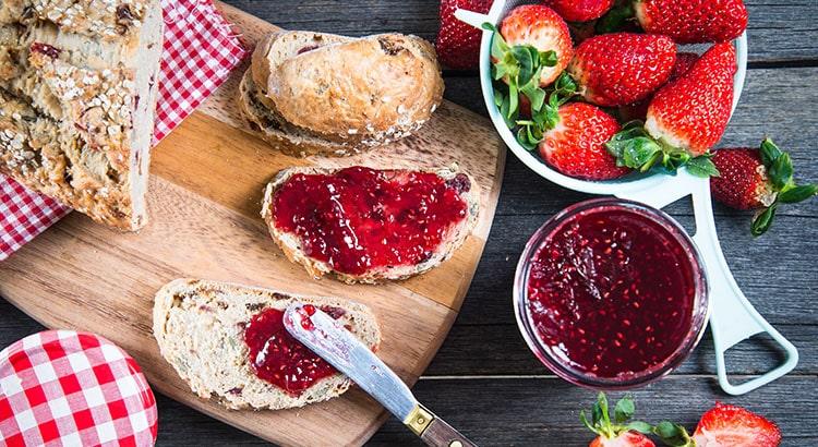 MasterPro Multicooker Strawberry Jam