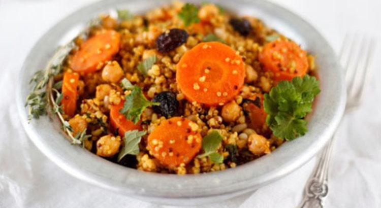 Moroccon Quinoa