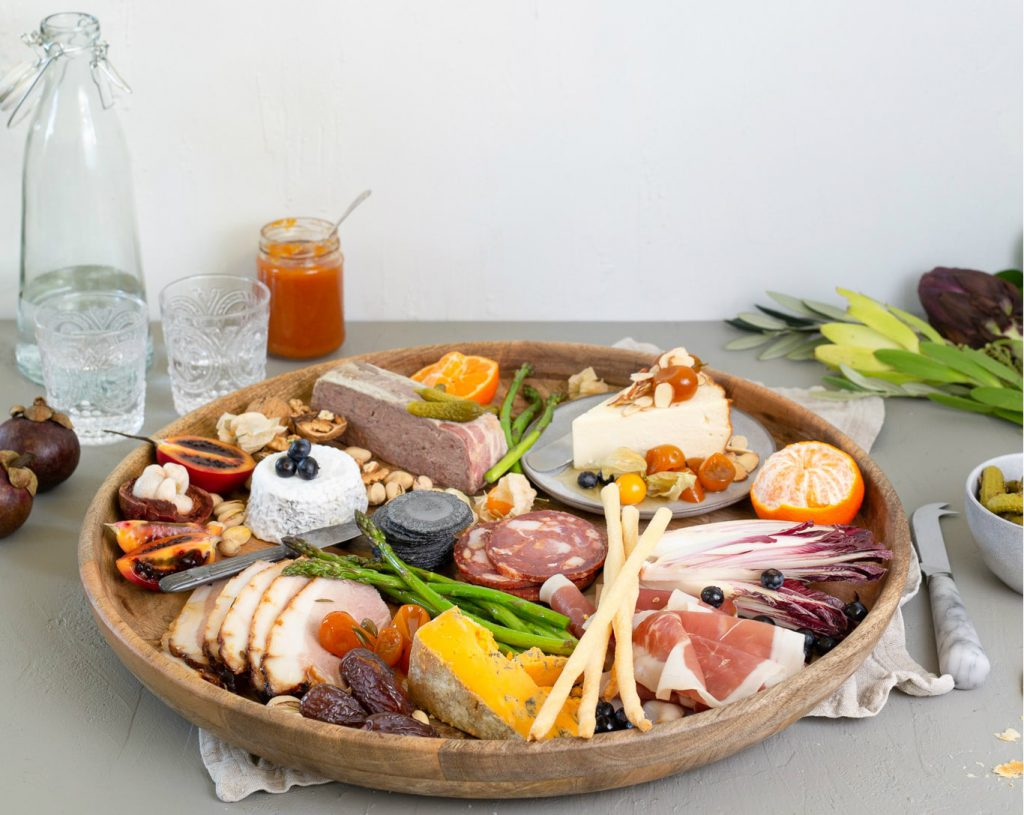 How to make a good grazing platter