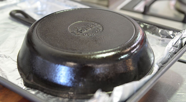 Season Cast Iron Cookware