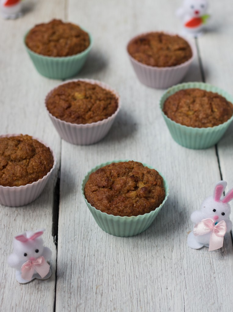 Sofie van Kempen's Carrot Cupcake Recipe