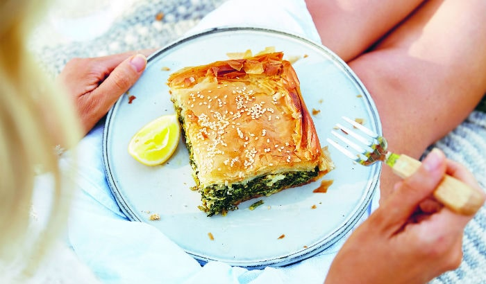 Spanakopita Recipe