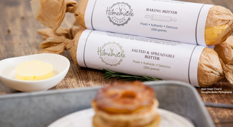 The Homemade Kitchen - Artisan Butter