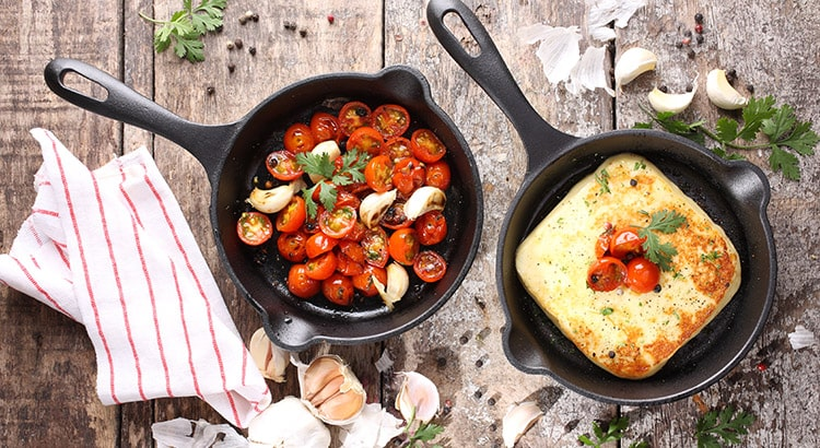 Healthy Cookware Choices Victoria Cast Iron