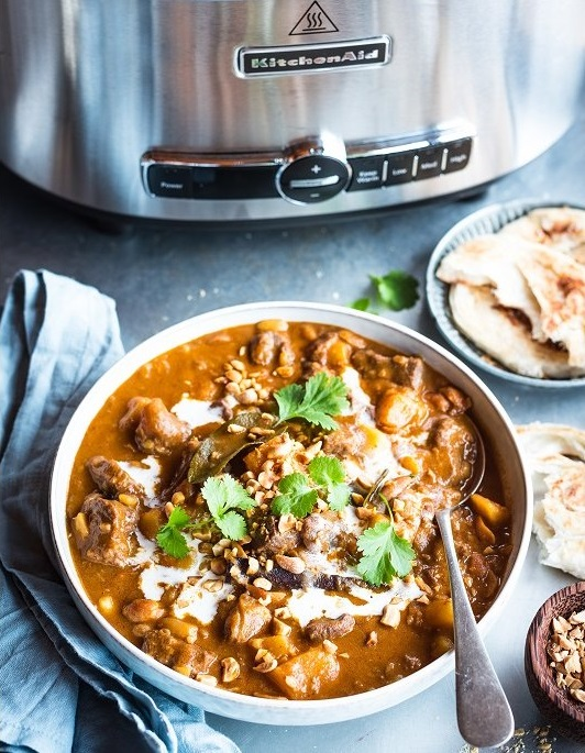 Beef Massaman Curry by Olivia Galletly for KitchenAid