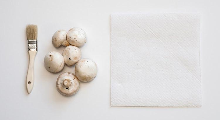 mushroom-clean
