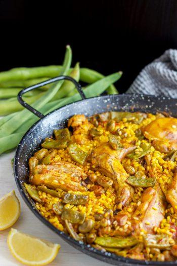 Blog Paella Valenciana recipe (1)